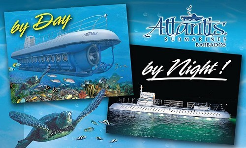Book Atlantis Submarines - Best Barbados Attraction