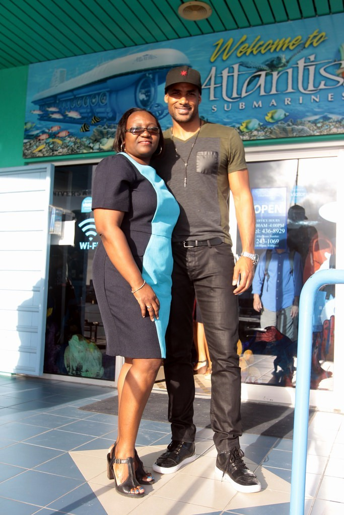Boris Kodjoe, Shirley Murdoch and Barbados' Best - Image 1