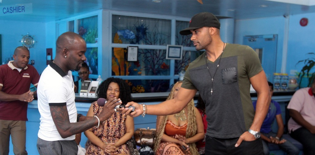 Boris Kodjoe, Shirley Murdoch and Barbados' Best - Image 10