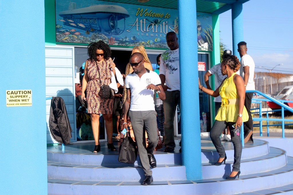 Boris Kodjoe, Shirley Murdoch and Barbados' Best - Image 20