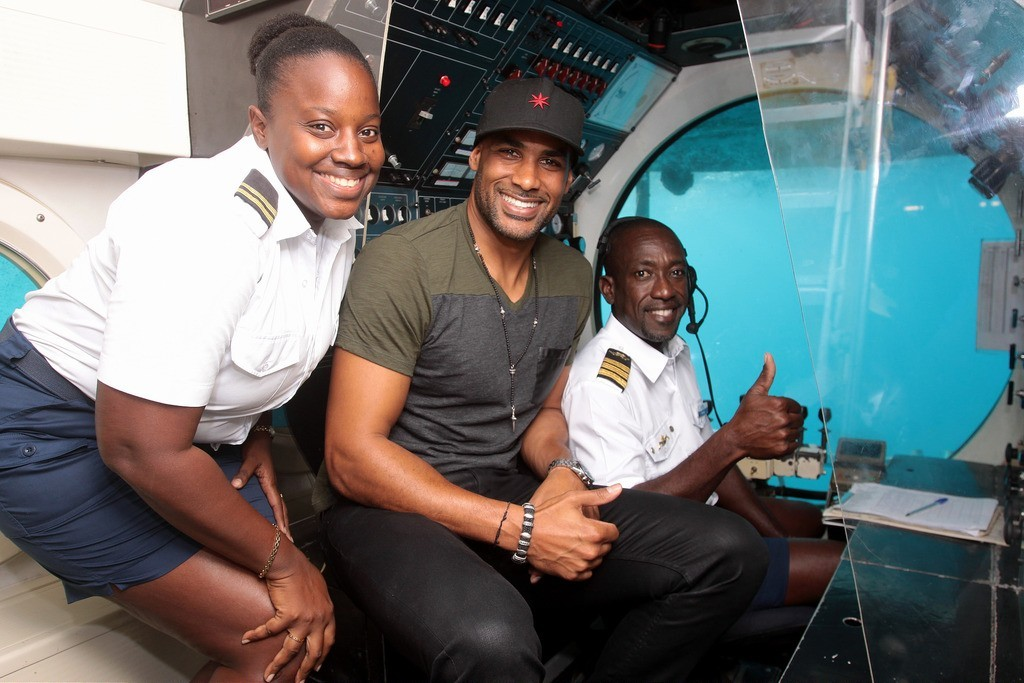 Boris Kodjoe, Shirley Murdoch and Barbados' Best - Image 17