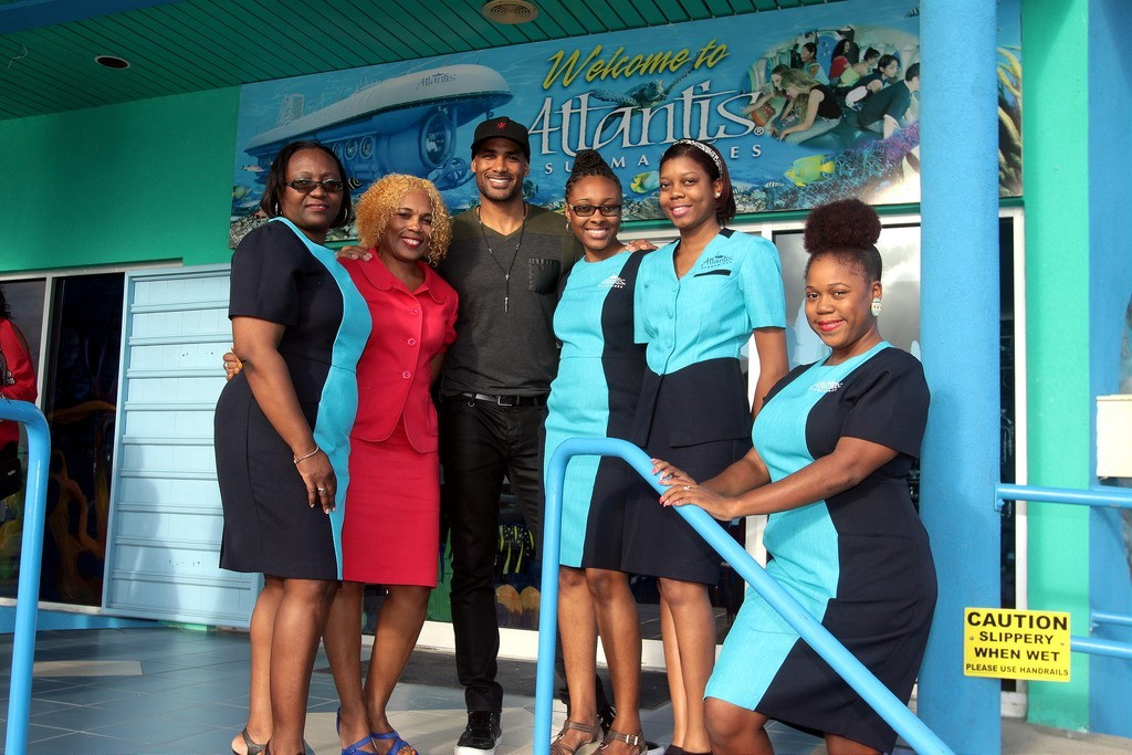 Boris Kodjoe, Shirley Murdoch and Barbados' Best - Image 2