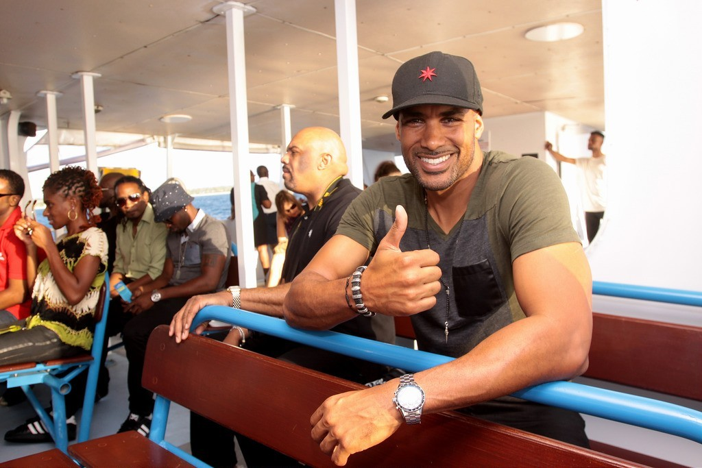 Boris Kodjoe, Shirley Murdoch and Barbados' Best - Image 16
