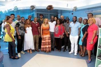 Boris Kodjoe, Shirley Murdoch and Barbados' Best - Image 3
