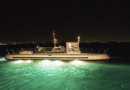 Submarine Night Dive - Tour Image 1
