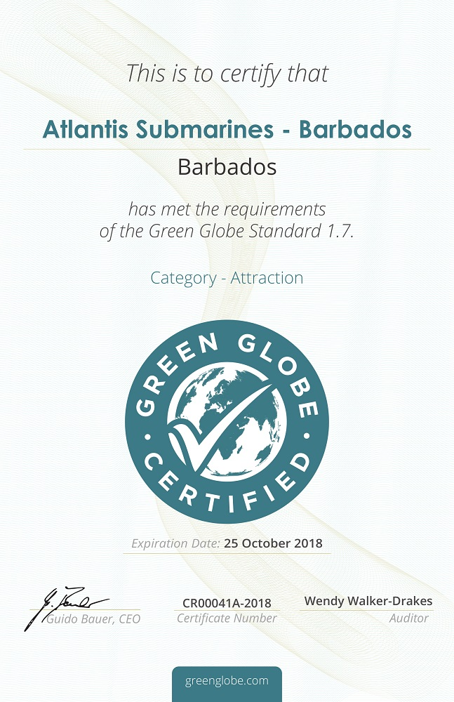 Green Global Recertification